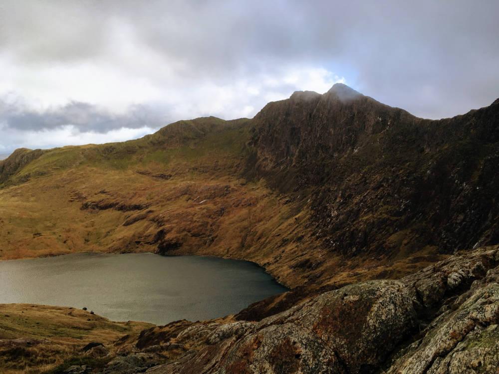 Mount Snowdon - Llyn Teyrn