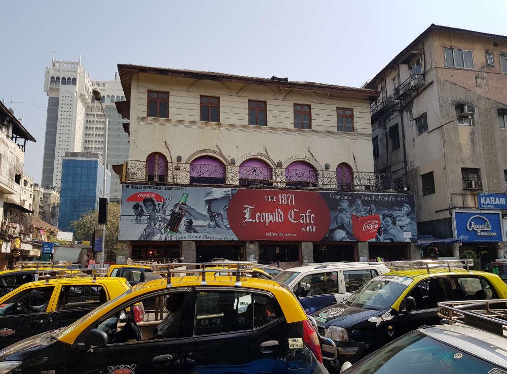 Taxis in Mumbai, India
