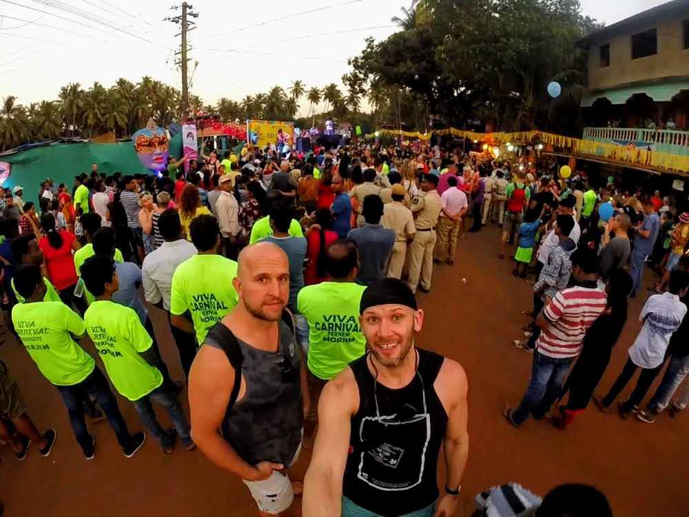 Goa Carnival live band