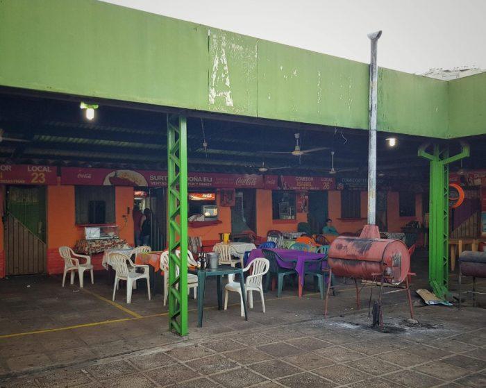 Encarnacion Paraguay Terminal Food Court